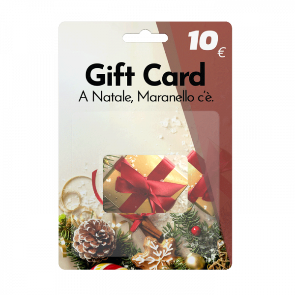 Immagine della carta regalo da 10 euro